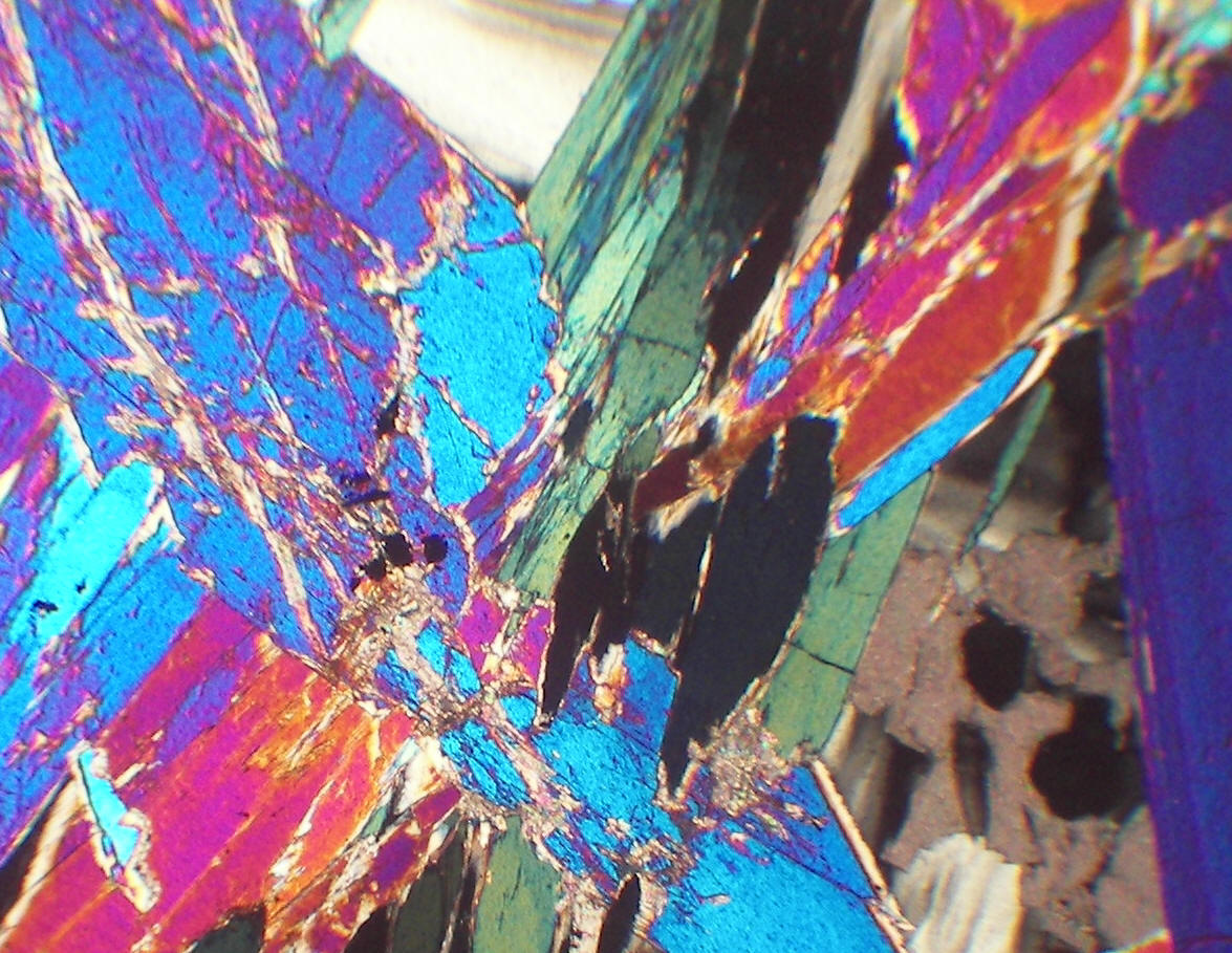 Petrographic Thin Section Service